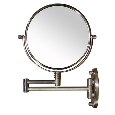 Extendable Round X Magnify Mirror Magnification: X3