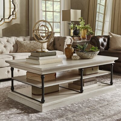 Eastgate Coffee Table Finish: Antique White