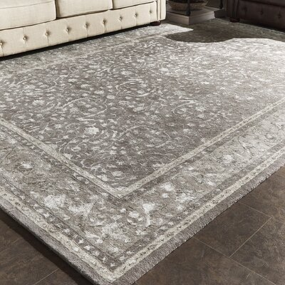 Heimann Hand-Tufted Gray Area Rug DBHC4617 26990164