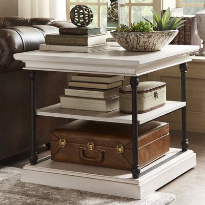 Eastgate End Table Finish: Antique White