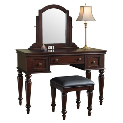 Linthicum Vanity Set with Mirror