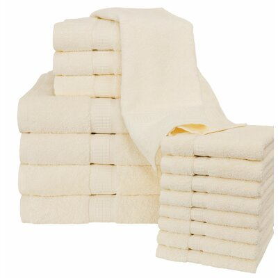 Bloomberg 16 Piece Towel Set