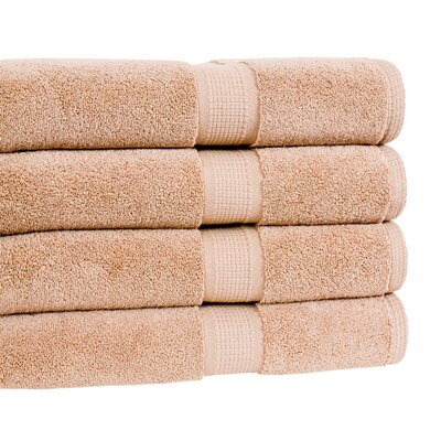 Bloomberg Bath Towel Color: Latte