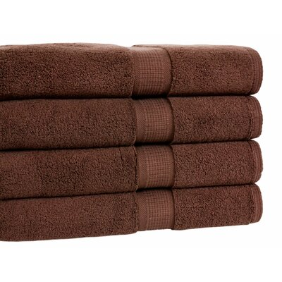 Bloomberg Bath Towel Color: Espresso