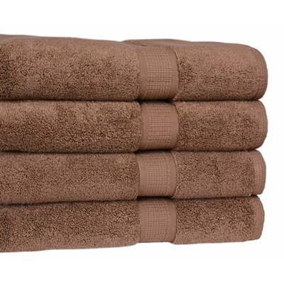 Bloomberg Bath Towel Color: Cocoa