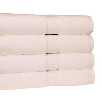 Bloomberg Bath Towel Color: Ivory