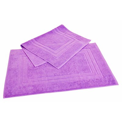 Bloomberg Bath Mat Color: Lilac