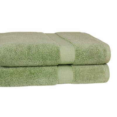 Bloomberg Bath Towel Color: Sage