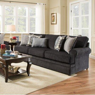Simmons Upholstery Dorothy Sofa Upholstery: Gray