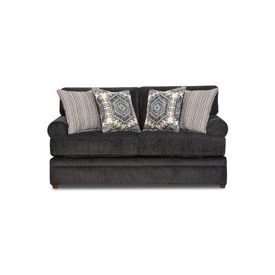 Simmons Upholstery Dorothy Sofa Upholstery: Abington Seven Seas