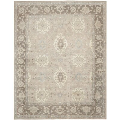 Lakemoore Hand-Tufted Ivory Area Rug