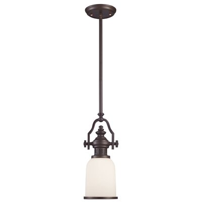 Constance 1-Light Mini Pendant