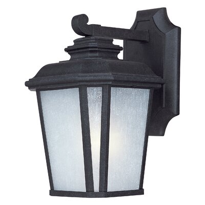 Melrose 1-Light Outdoor Wall Lantern (Set of 6)