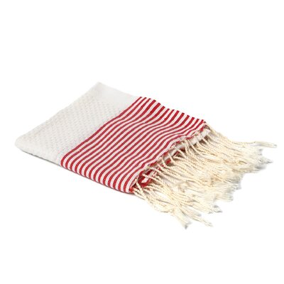 Hudgens Thin Stripe Bath Towel
