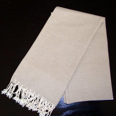 Hudgens Bath Towel Color: Beige