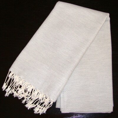 Hudgens Bath Towel Color: Pearl Grey