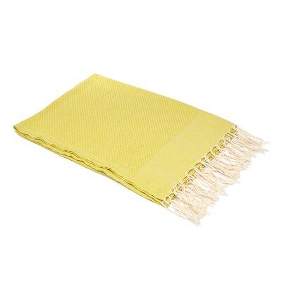 Hudgens Bath Towel Color: Chartreuse
