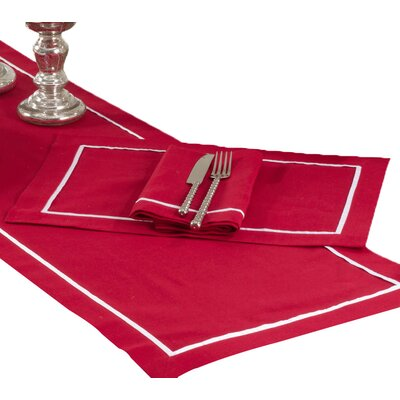 Busch Classic Pleated Design Napkin