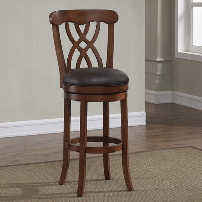 Cora 34 Swivel Bar Stool