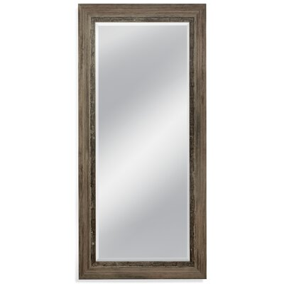 Rectangle Rustic natural Leaner Mirror