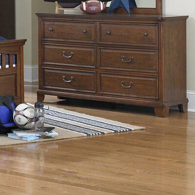 Clarktown 6 Drawer Dresser