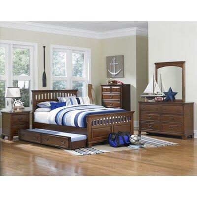 Clarktown Twin Panel Customizable Bedroom Set