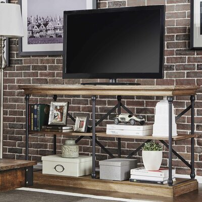 Gail 60 TV Stand Color: Brown