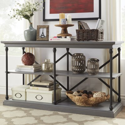 Gail 60 TV Stand Color: Grey