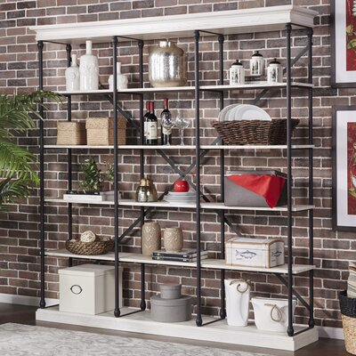 Eastgate 84 Etagere Bookcase