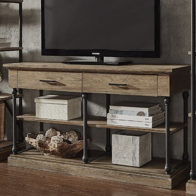Gail 52 TV Stand Color: Brown