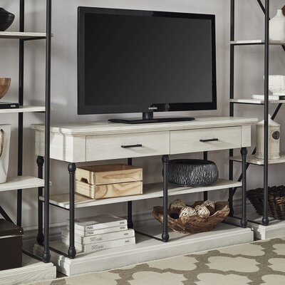 Eastgate TV Stand Finish: Antique White