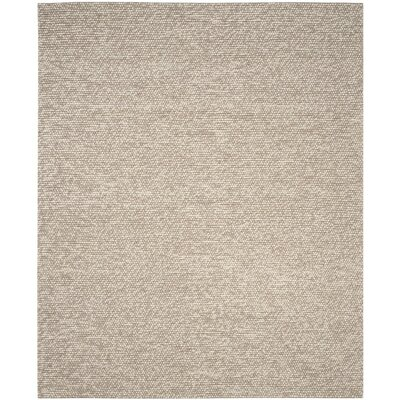 Bathild Hand-Tufted Beige Area Rug Rug Size: Rectangle 9 x 12