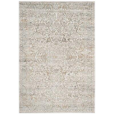 Douglass Beige/Gray Area Rug Rug Size: 8 x 10