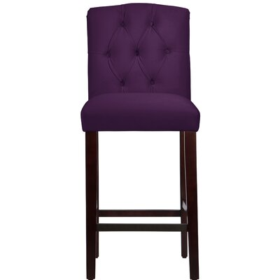Cyrus 31 Bar Stool Upholstery Color: Upholstery