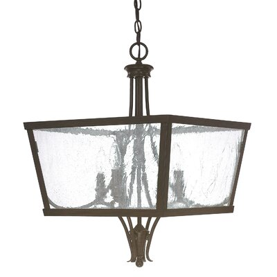 Corrine 4-Light Foyer Pendant