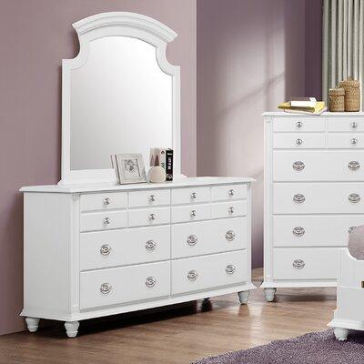 Daley Panel Customizable Bedroom Set