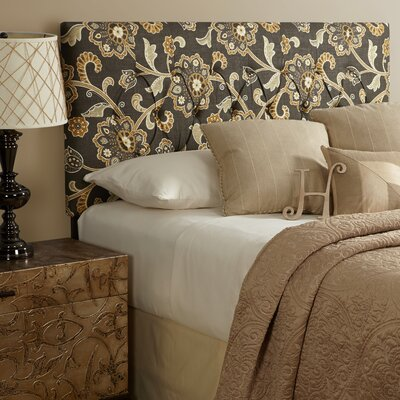 Dawn King Upholstered Panel Headboard