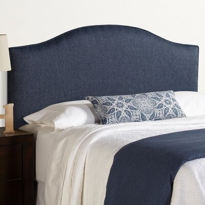 Dawn Upholstered Panel Headboard Size: King