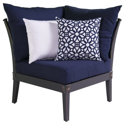 Portsmouth Corner Chair with Cushion