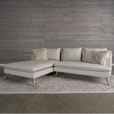 Darby Home Co DRBC5186 32460762 Sprecher Sleeper Sectional
