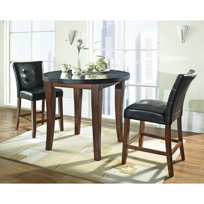Tilman 3 Piece Counter Height Dining Set