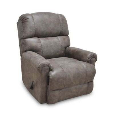 Farmington Rocker Recliner Upholstery: Birch