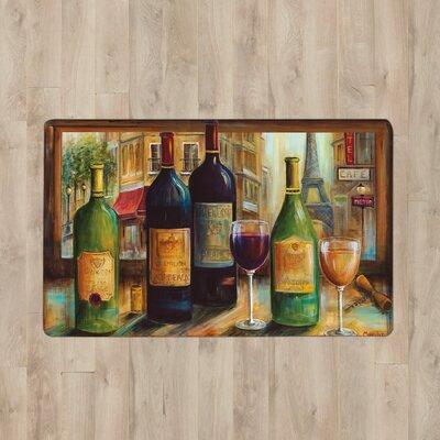 Coggeshall Wine Kitchen Mat