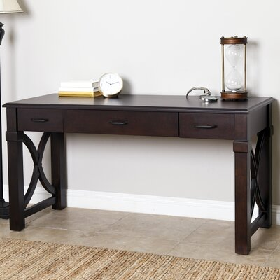 Durrell Writing Desk Finish: Espresso