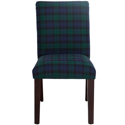 Sorrels Side Chair Color: Blackwatch