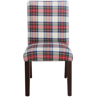 Sorrels Side Chair Color: Stewart Dress Multi