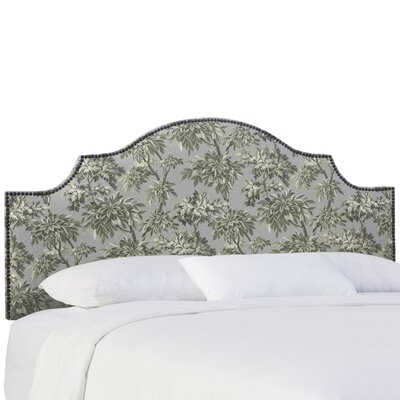 Tindell Upholstered Panel Headboard Size: King