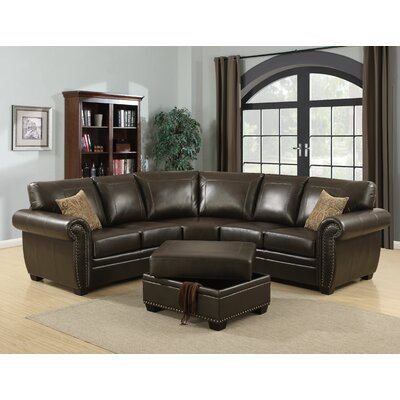 Darby Home Co DBHC6390 27712250 Gerhardt Sectional