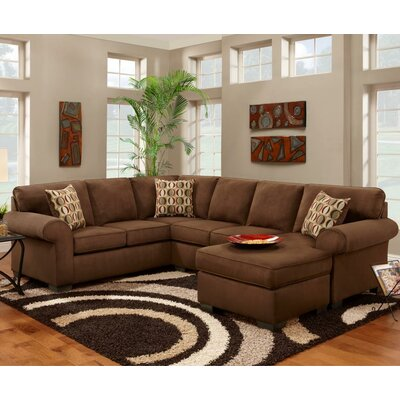 Darby Home Co DBHC8890 29088662 Bogard Sectional