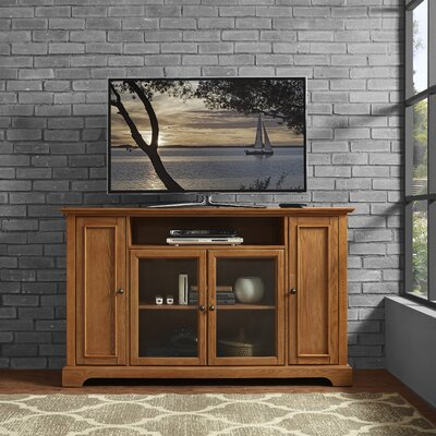 Edwin TV Stand Finish: Oak